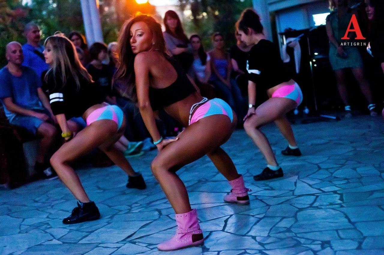 танец тверк для похудения