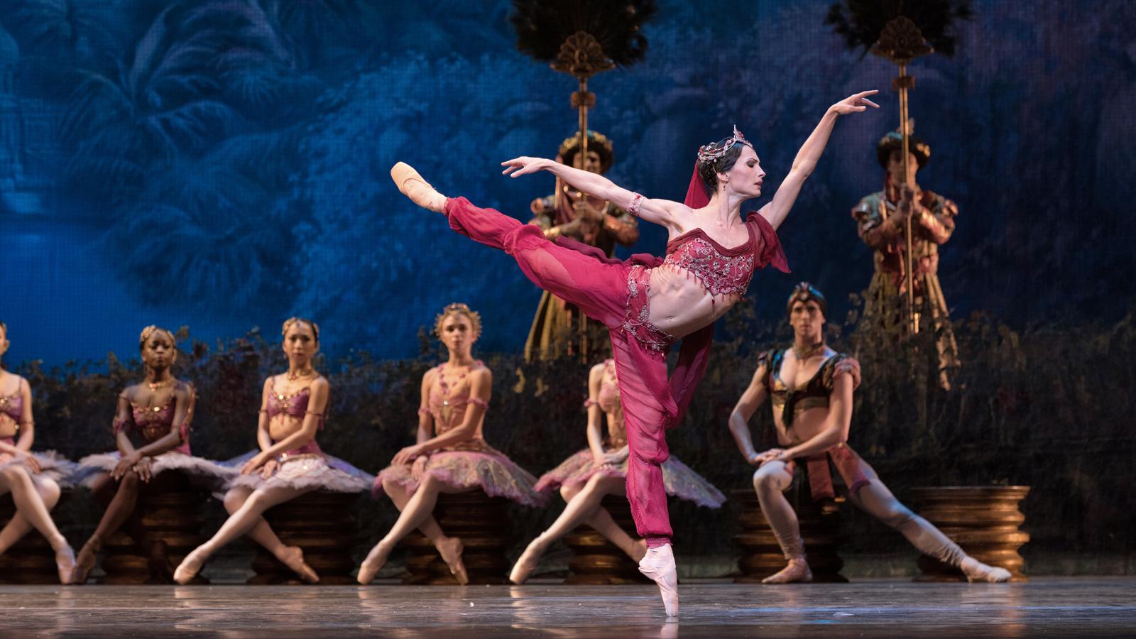 Топ-5 самые сложные балетные партии
