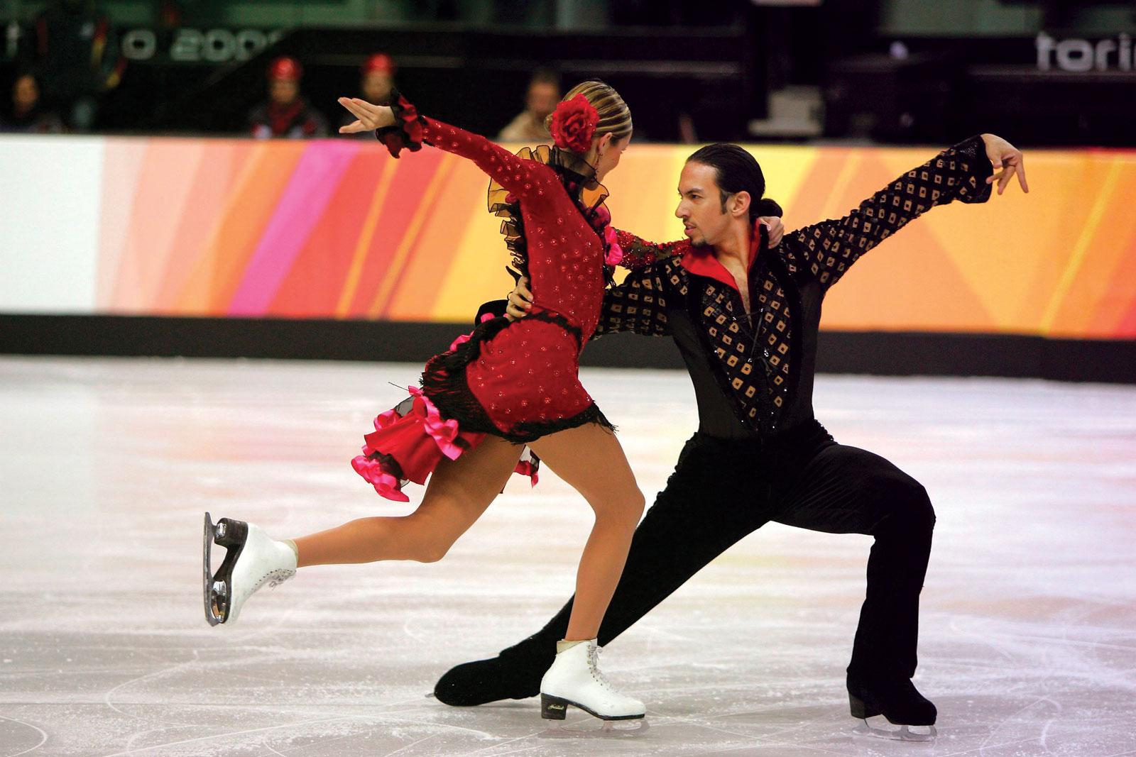 Осмотр фигурное катание танцевальные пары парни челябинск