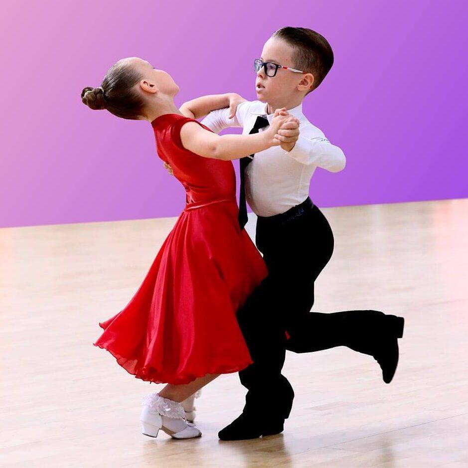 виды танцев для детей