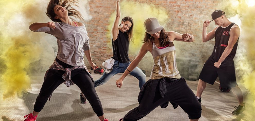 Современные направления танцев