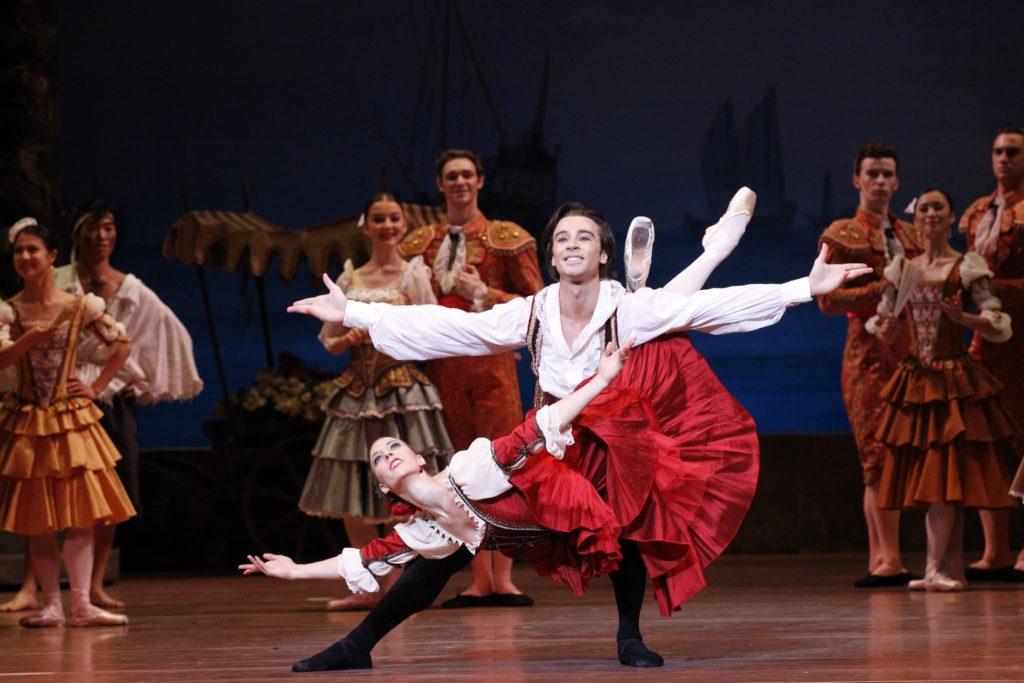 самые знаменитые танцоры балета