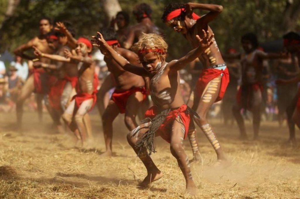 топ - 5 танцев древности
