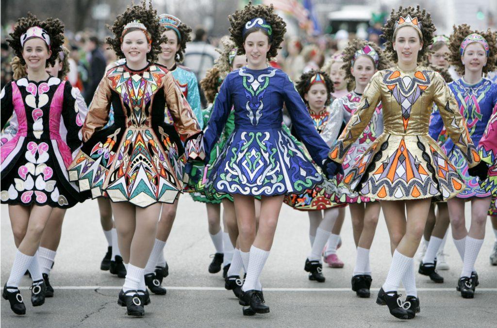 Танцы кейли