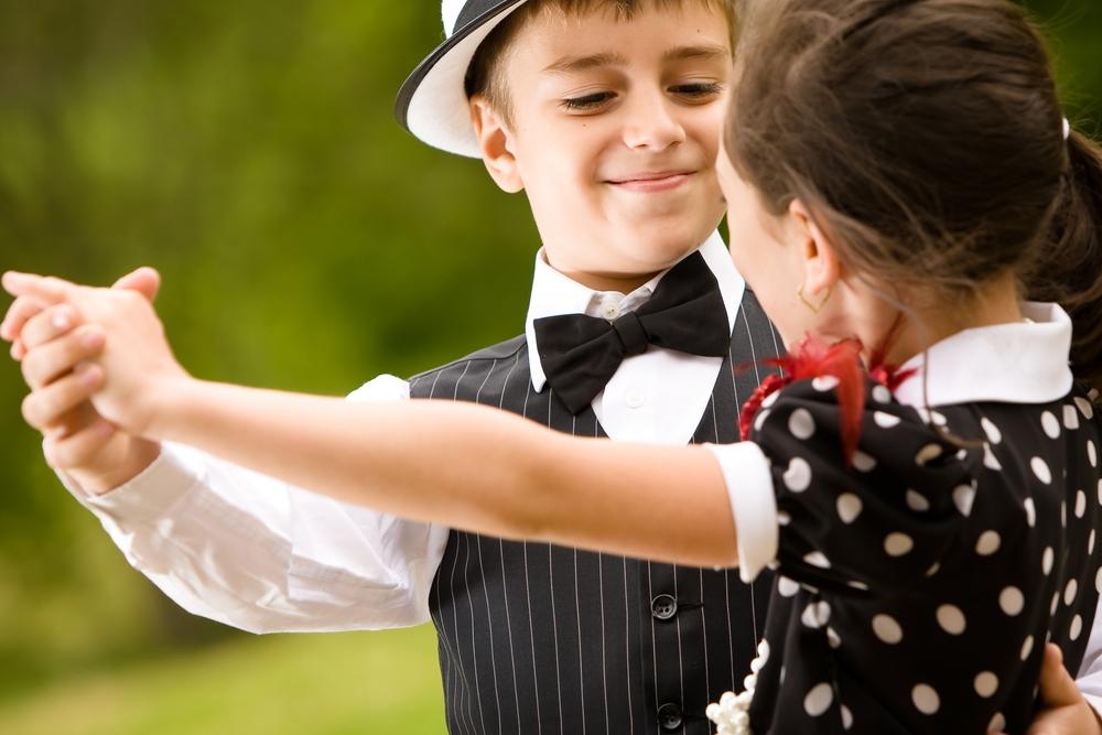 Мальчики и танцы