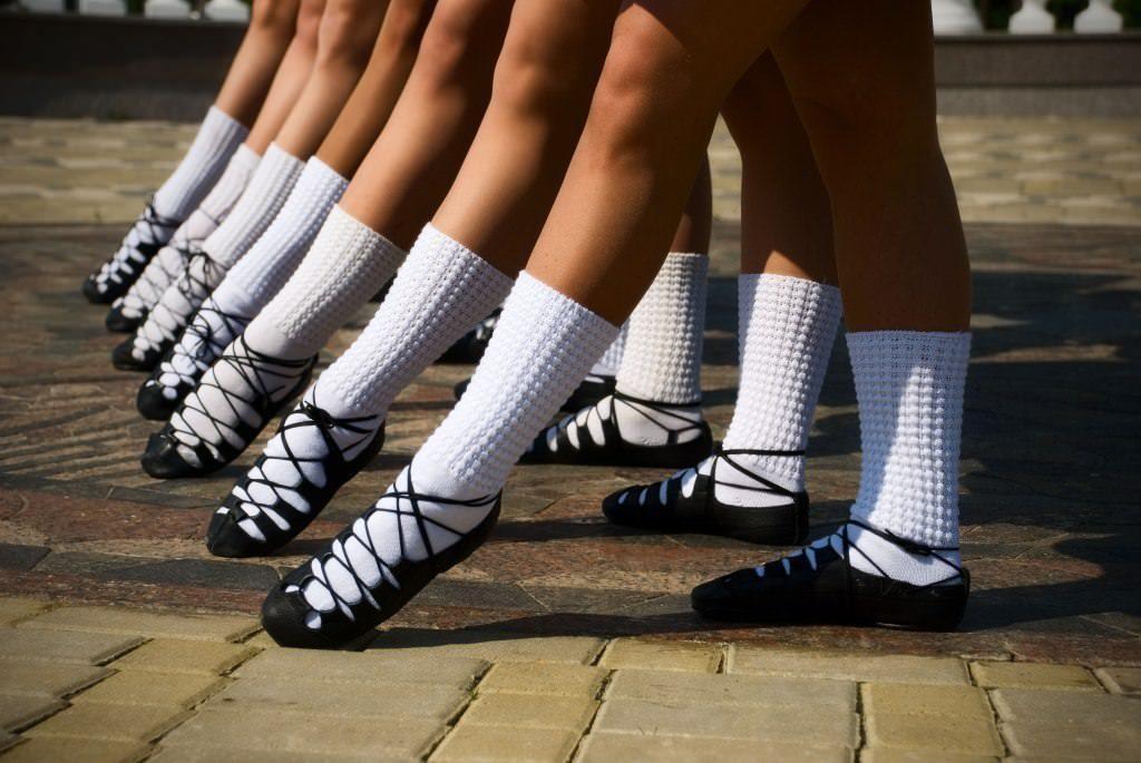 Обувь для ирландских танцев